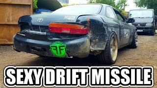 Download 🐒 LOUD BOOSTED SC300 1JZ DRIFT MISSILE REPAIRS Video