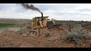 Download Steamin Hot Caterpillar D9 Video