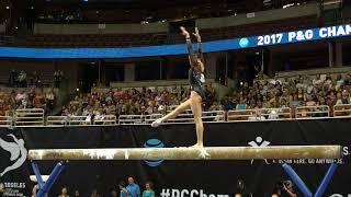 Download Morgan Hurd - Balance Beam - 2017 P&G Championships - Senior Women - Day 2 Video