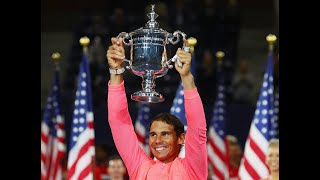 Download 2017 US Open: Rafael Nadal vs. Kevin Anderson Championship Match Highlights Video