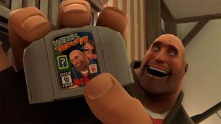 Download Cancelled SFM Video: TF2 90's Games Video