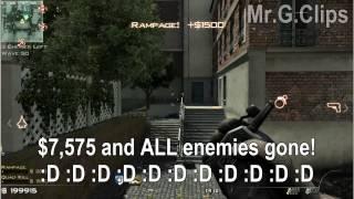 Call of Duty Infinite Warfare PS4 Pro vs PS3 Modern Warfare
