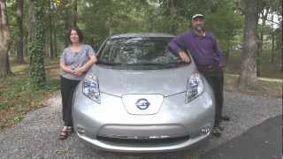 Download Actual Owner's 2012 Nissan Leaf Review Video