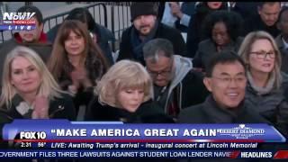 Download INSPIRATIONAL: Jon Voight Donald Trump Inaugural Welcome Speech Video