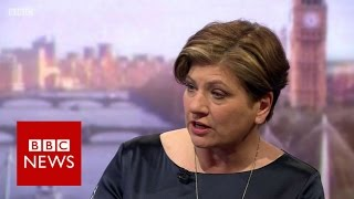 Download Emily Thornberry on Brexit and Fidel Castro - BBC News Video