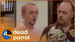 Download Manny Come Home | Black Books | Series 3 Episode 1 | Dead Parrot Video