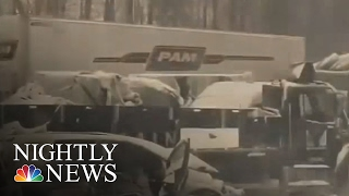 Download Arctic Blast Dropping Temps Below Normal In 45 U.S. States | NBC Nightly News Video