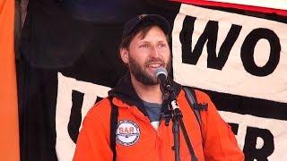 """Download #Seebrücke I """"Für Seenotrettung und solidarisches Europa."""" (Ruben Neugebauer, Sea-Watch) Video"""