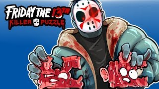 Download Friday the 13th Killer Puzzle - JASON'S COLD HEART! Ep. 2 Video