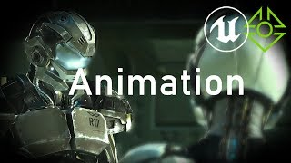 Download sci-fi animation (ready for Unreal Engine 4 LiveLink plug-in for iClone iClone 7) Video