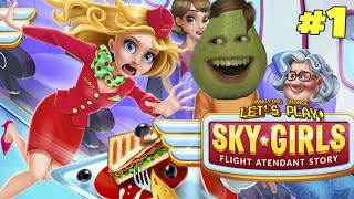 Download Pear Forced to Play - Sky Girls #1 Video