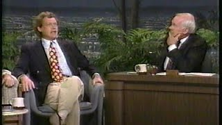 Download Tonight Show Starring Johnny Carson with guest David Letterman Video