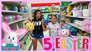 Download 5 ITEMS TARGET CHALLENGE ″EASTER EDITION ″ SISTER FOREVER Video