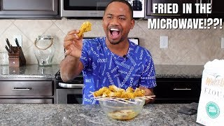 Download I FRIED CHICKEN IN THE MIRCROWAVE! Video