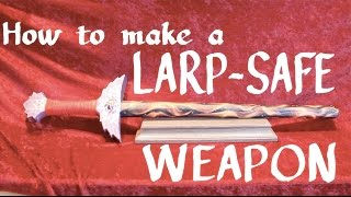 Download How To Make A Larp Sword- IFGS Method | LH EP 012 Video