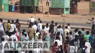 Download Strike in Sudan in protest against rising costs Video