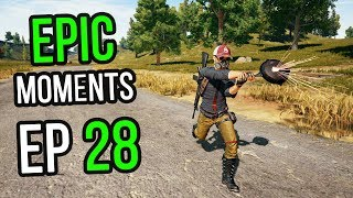 Download PUBG: Epic & Lucky Moments Ep. 28 Video