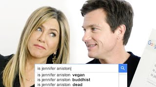 Download Jennifer Aniston & Jason Bateman Answer the Web's Most Searched Questions | WIRED Video