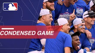 Download Condensed Game: COL@LAD - 10/1/18 Video