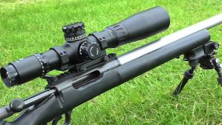 Download IOR 5.8-40x56mm Crusader rifle scope - Best in the world? Video
