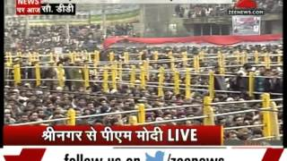 Download Watch: PM Narendra Modi addresses rally in Srinagar Video