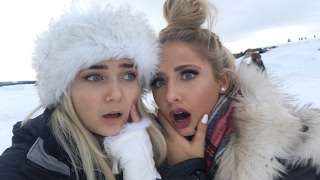Download SLEEPING OVERNIGHT IN AN ICE BED!! -8 DEGREES!!! Video