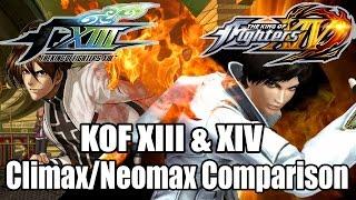 Download KOF XIII & XIV Climax/Neomax Comparison Video