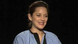 Download 'Allied' Star Marion Cotillard Sounds Off On Brad Pitt Affair Rumors Video