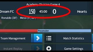Download How to hack 150 goals DREAM LEAGUE SOCCER 2018 100% Video