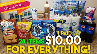 Download Top 8 Dollar General Coupon Deals! Digital & Paper! EASY & Advanced couponing Video