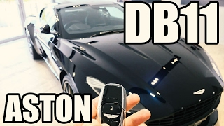 Download 2 Minutes with an Aston Martin DB11! Video