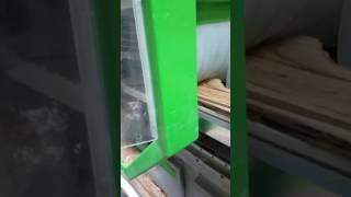 Download CNC Machining Olive wood Video