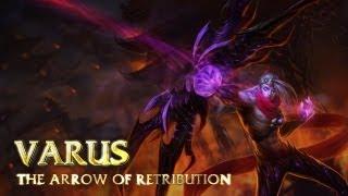 Download Varus: Champion Spotlight   Gameplay - League of Legends Video
