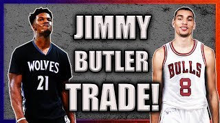 Download Did Chicago Get ROBBED? Who Won the Jimmy Butler Trade: Bulls or Timberwolves? Video