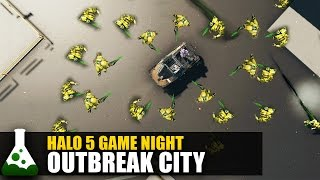 Download Halo 5 Game Night - Outbreak City! Video
