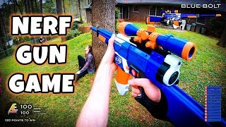 Download NERF GUN GAME | MODDED MAYHEM 2.0 (First Person Shooter in 4K!) Video