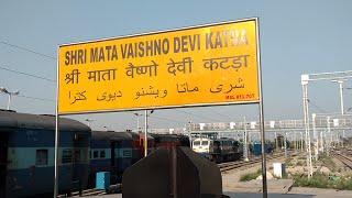 Download Shri Mata Vaishno Devi Katra Railway Station Video