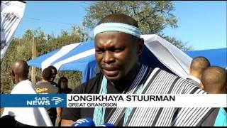 Download Khoi San Chief Dawid Stuurman's spirit laid to rest in Hankey Video