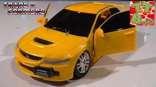 Download Игрушка Робот Трансформер Автобот. Распаковка и обзор от Игорька. Mitsubishi Car Toy Video