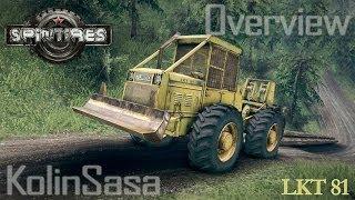 Download Spin Tires Mod - LKT 81 Turbo Video
