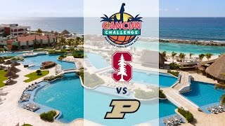 Download Cancun Challenge: Stanford vs Purdue - NO AUDIO Video