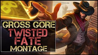 Download Gross Gore Montage - Best Twisted Fate Plays Video