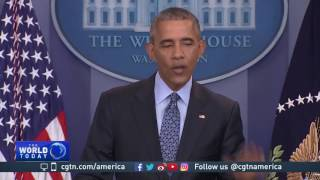 Download Outgoing U.S. president reflects on legacy in final press conference Video