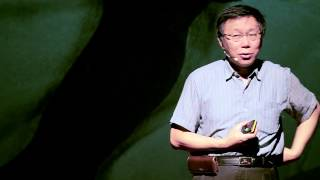 Download A trauma physician's view on life and death | Wen-Je Ko (柯文哲) | TEDxTaipei 2013 Video