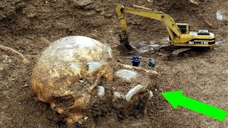 Download 8 Scariest Archaeological Discoveries Video