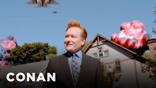 Download Conan's Apocalyptic ″Fallout 4″ Cold Open - CONAN on TBS Video