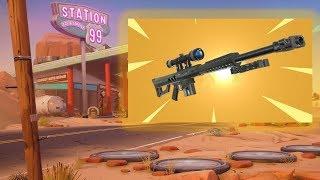Download *NEW* FORTNITE HEAVY SNIPER! SNIPER SHOOTOUT GAMEMODE! Video