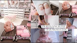 Download PACKING FOR TWINS FIRST TRIP!👼🏻👼🏻-SLMissGlamVlogs Video