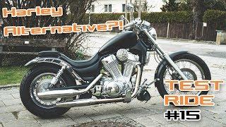 Download Günstige Harley Alternative?! Suzuki Intruder 1400 TESTRIDE#15 Video