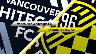Download Highlights: Vancouver Whitecaps FC vs. Columbus Crew SC | September 16, 2017 Video